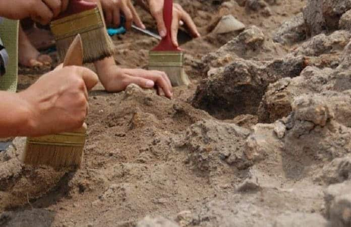 Обнаружены руины древней церкви