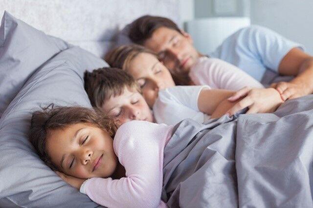 Верующая семья