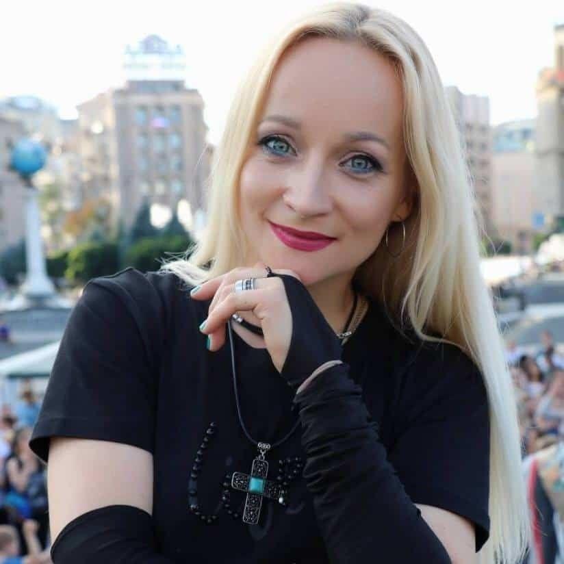 Оксамита Новачук интервью