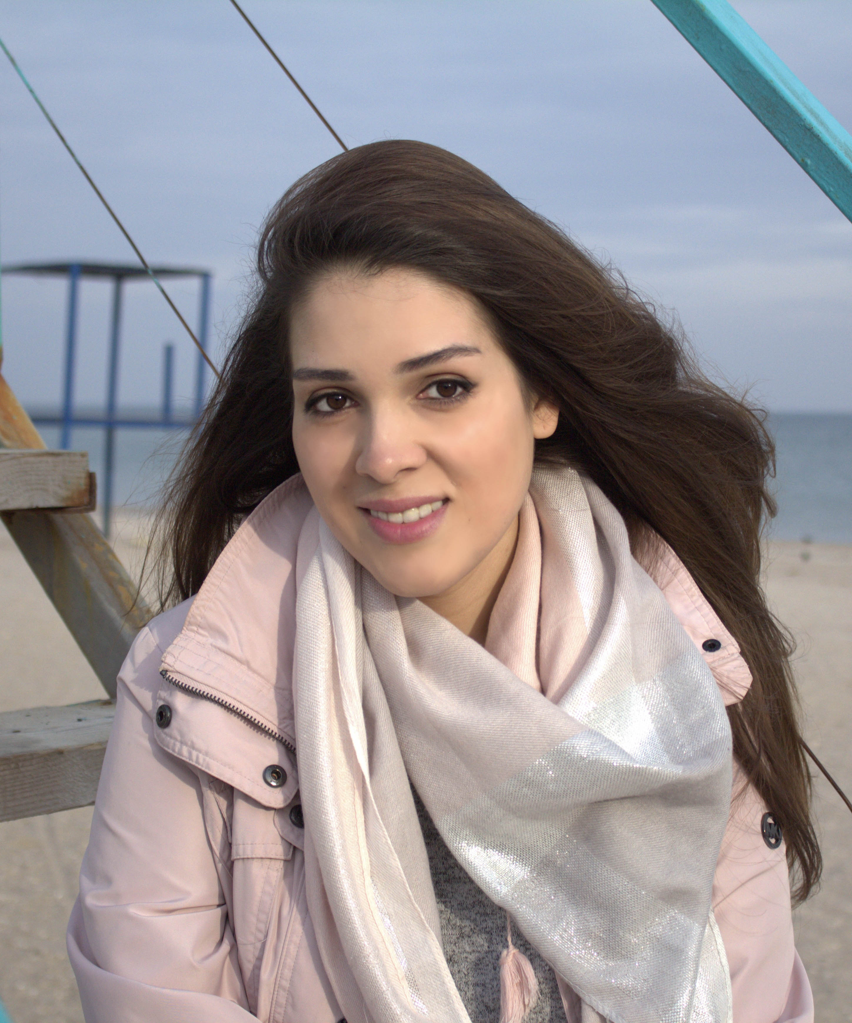 Дарина Кочанжи. Интервью