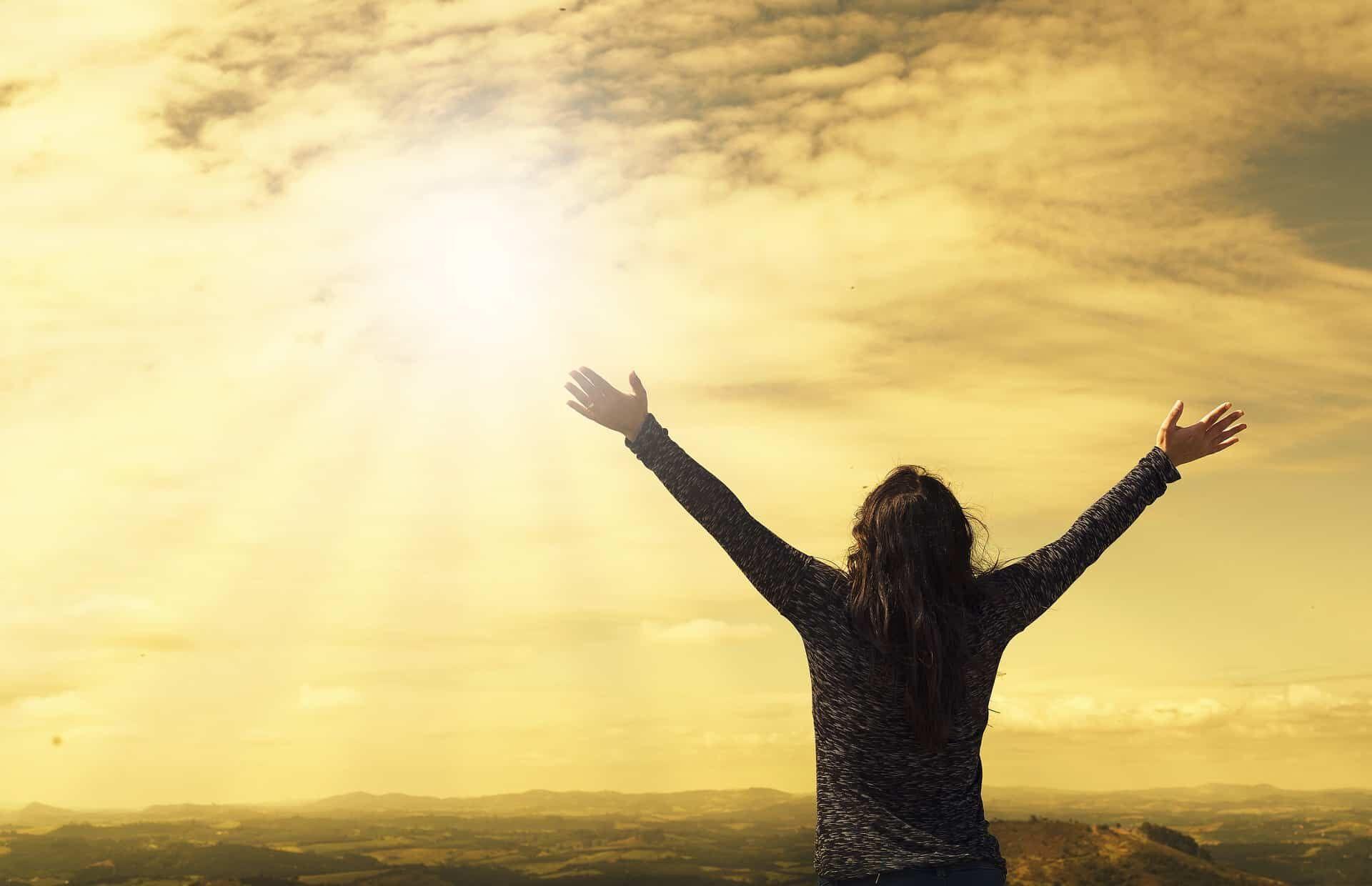 Поклонение - выражение Господу своей любви и почтения, смирение перед Ним