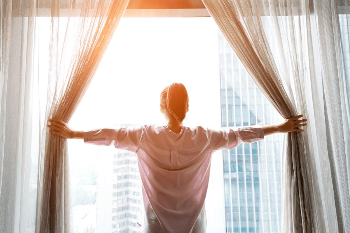 Три принципа как разгрузить свое утро и получить заряд на весь день - Небеса ТВ7