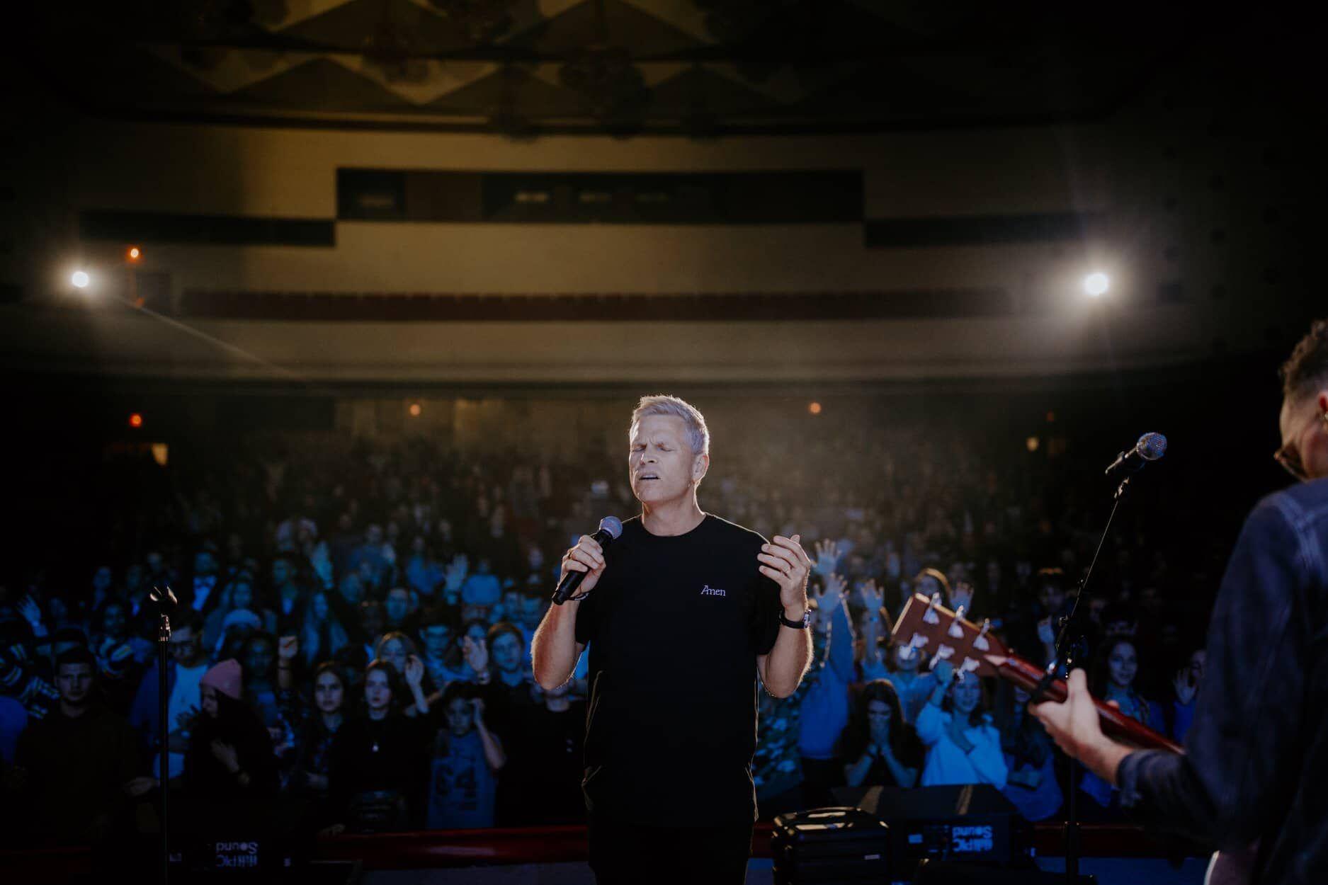 В трех городах Украины состоялся Holy Spirit Night! - Небеса ТВ7