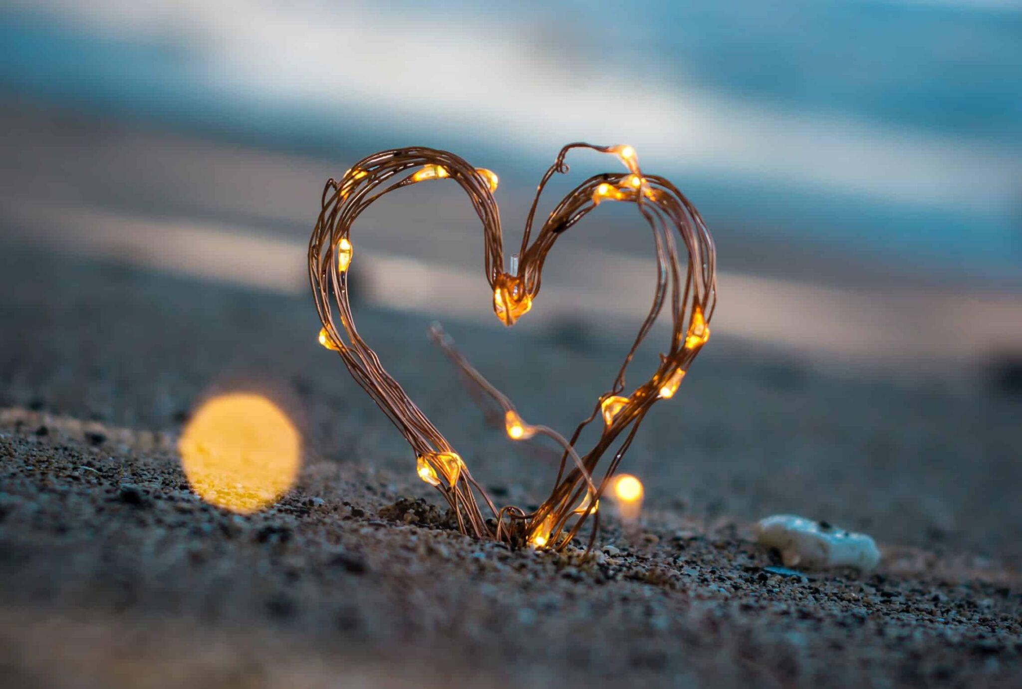 Любовь да будет непритворна